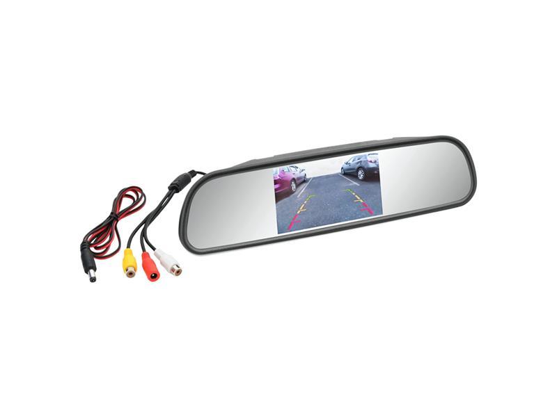 Displej LCD COMPASS 33398 na zpětné zrcátko