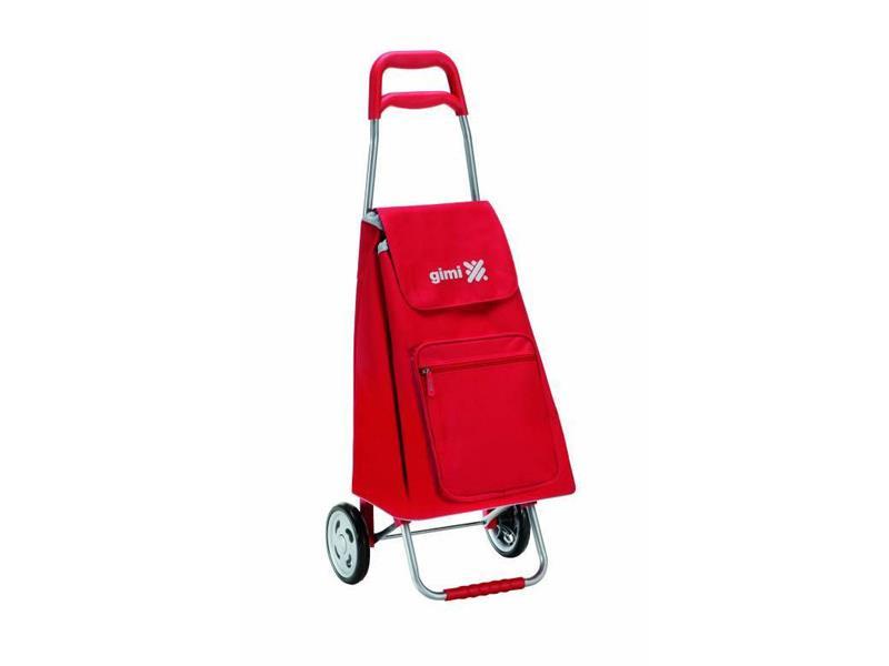 Vozík nákupní GIMI ARGO RED 45L 154361