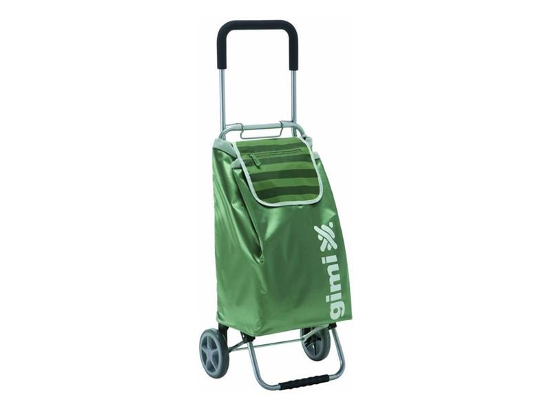 Vozík nákupní GIMI FLEXI GREEN 45L 154294