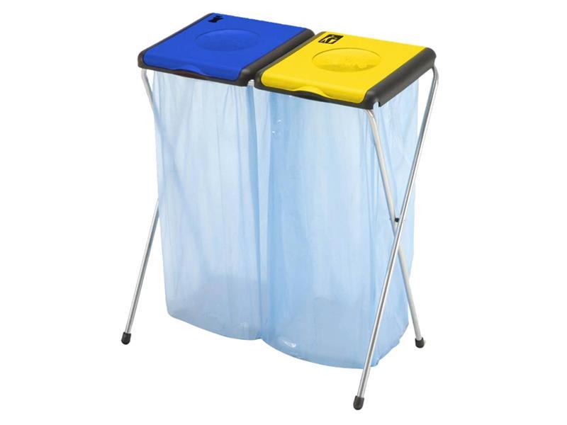 Stojan na odpadkové pytle GIMI NATURE 2 157367