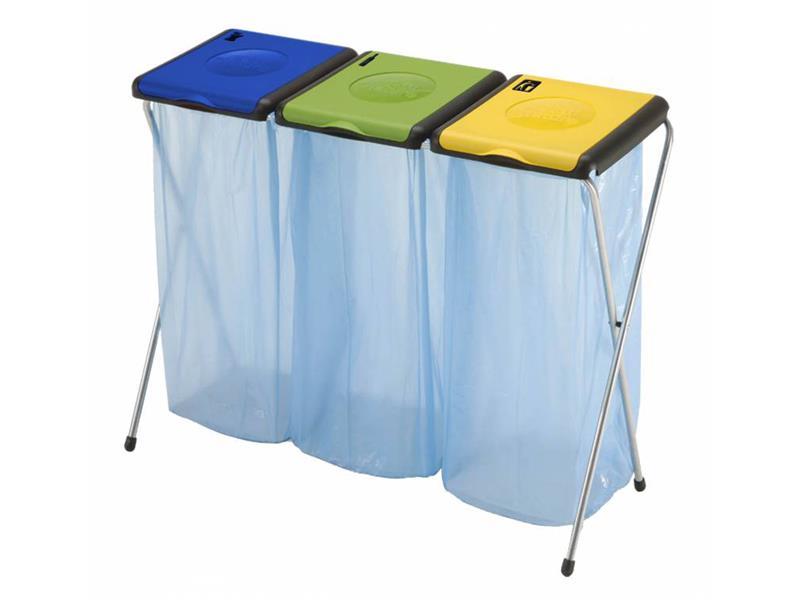 Stojan na odpadkové pytle GIMI NATURE 3 154401
