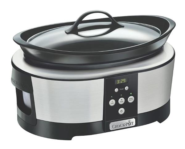 Hrnec pro pomalé vaření CROCKPOT SCCPBPP605