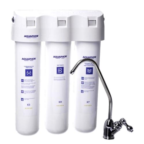 Filtr AQUAPHOR CRISTALL H na vodovodní řád