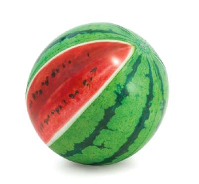 Míč nafukovací TEDDIES meloun 107 cm