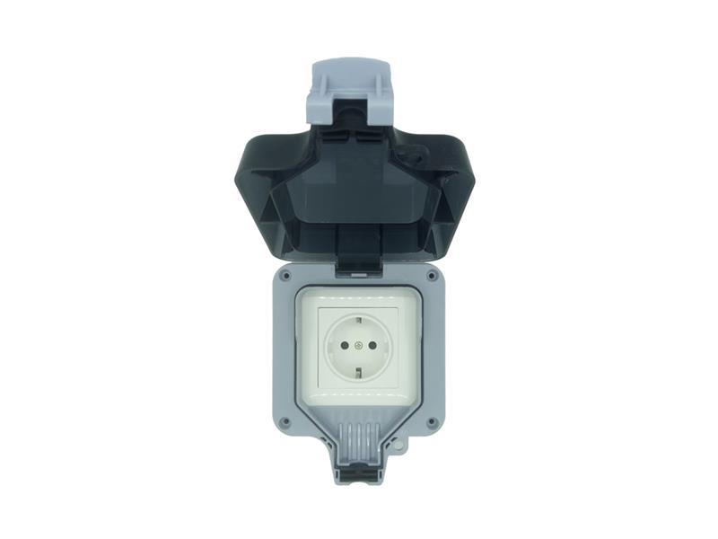 Smart zásuvka IMMAX NEO WiFi 07708L venkovní