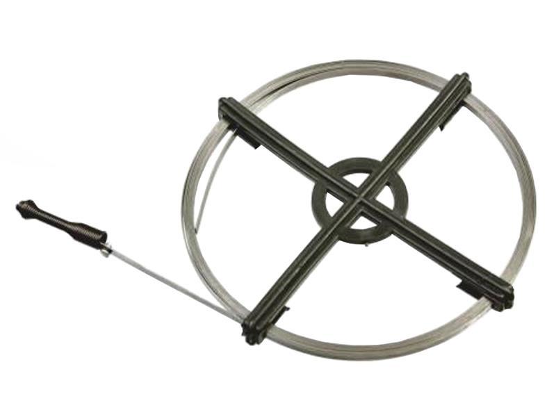 Péro protahovací TES elektrikářské 5mm x 4m