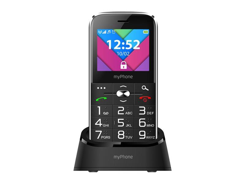 Telefon MYPHONE HALO C SENIOR BLACK