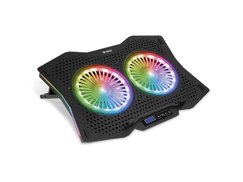 Chladící podložka RGB YENKEE YSN 310 UFO