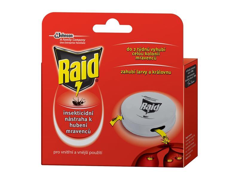 RAID nástraha na mravence 1ks