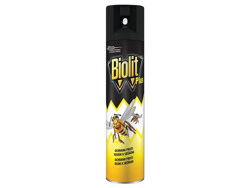 BIOLIT Plus sprej proti vosám 400ml