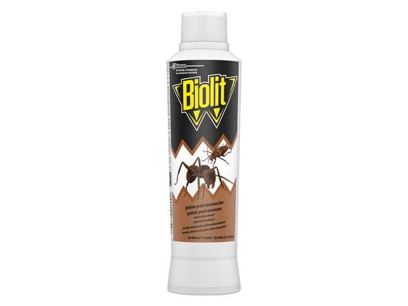 BIOLIT prášek proti lezoucímu hmyzu 250g