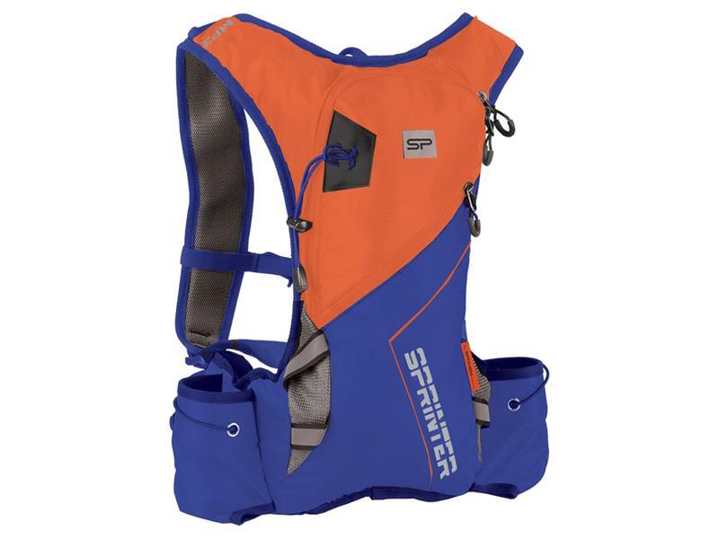 Batoh SPOKEY SPRINTER 5l oranžovo/modrý