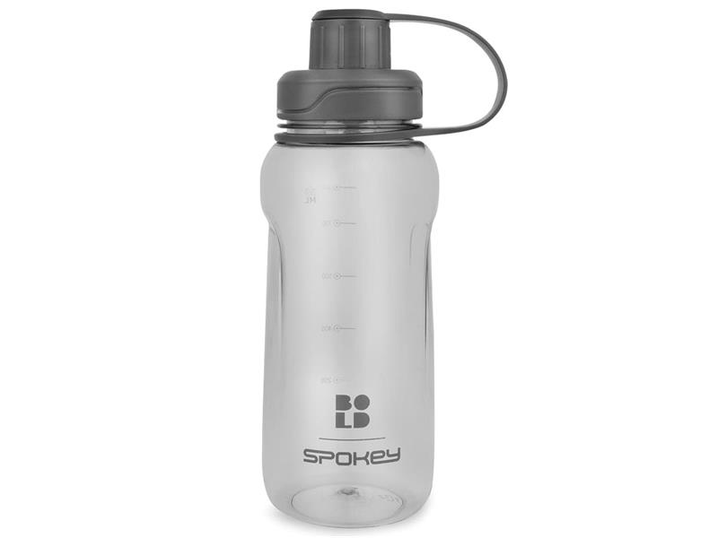 Láhev na vodu SPOKEY BOLD šedá