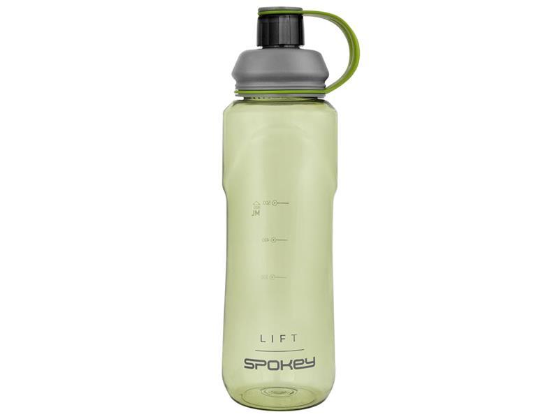 Láhev na vodu SPOKEY LIFT zelená