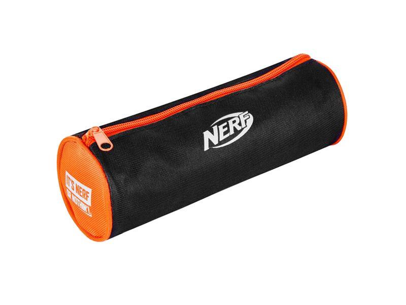 Etue HASBRO SCROLL NERF černo-oranžové