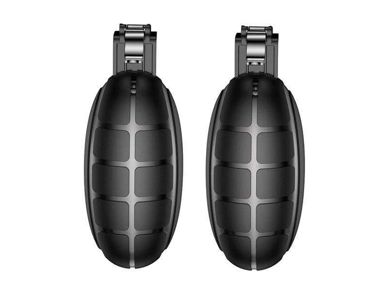 Levně Gamepad pro mobilní telefon BASEUS Game Tool Grenade Black