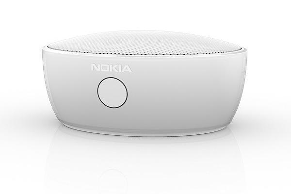 Reproduktor Bluetooth NOKIA MD-12 (BULK) mini bílý