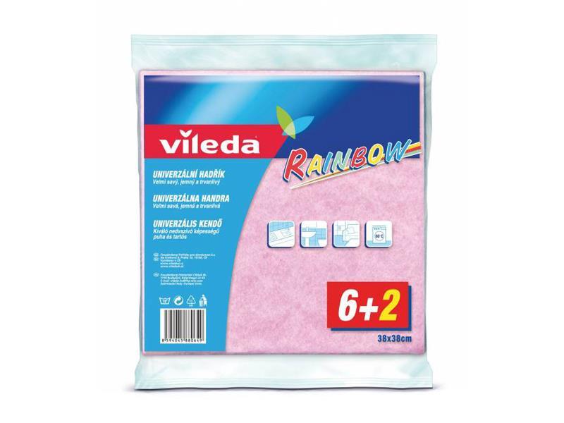 Hadřík VILEDA STYLE RAINBOW 148052 6+2ks