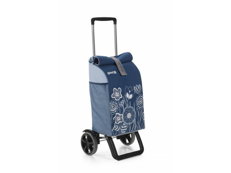 Vozík nákupní GIMI ROLLING THERMO BLUE 50L 154365