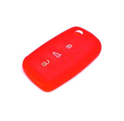 Obal na klíče ŠKODA OCTAVIA I 1996 - 2010 RED silikon
