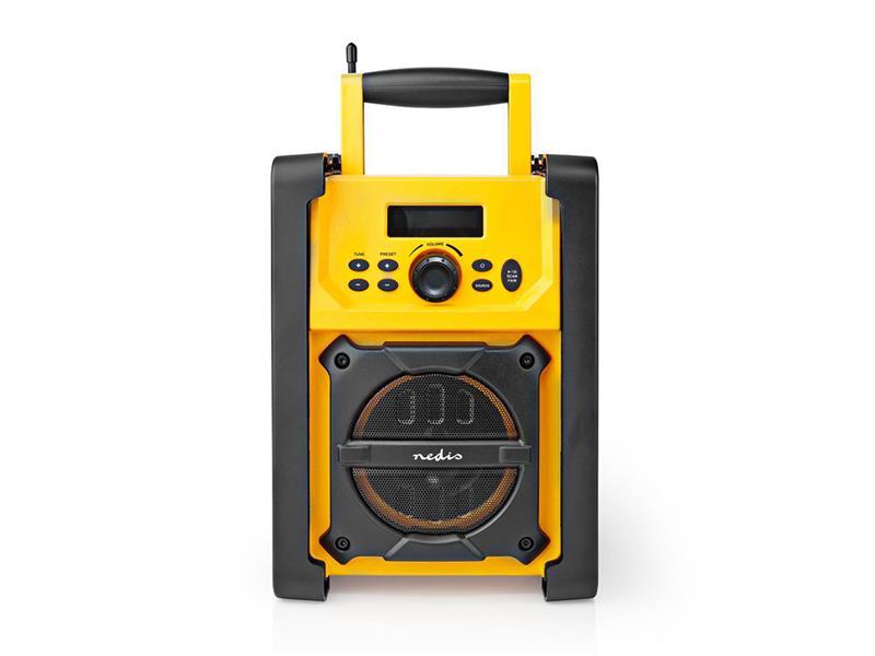 Rádio NEDIS RDFM3100YW