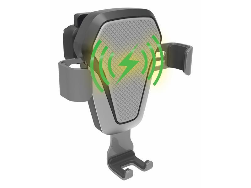 Držák do auta LUKE-V COMPASS 06295 do větrací mřížky