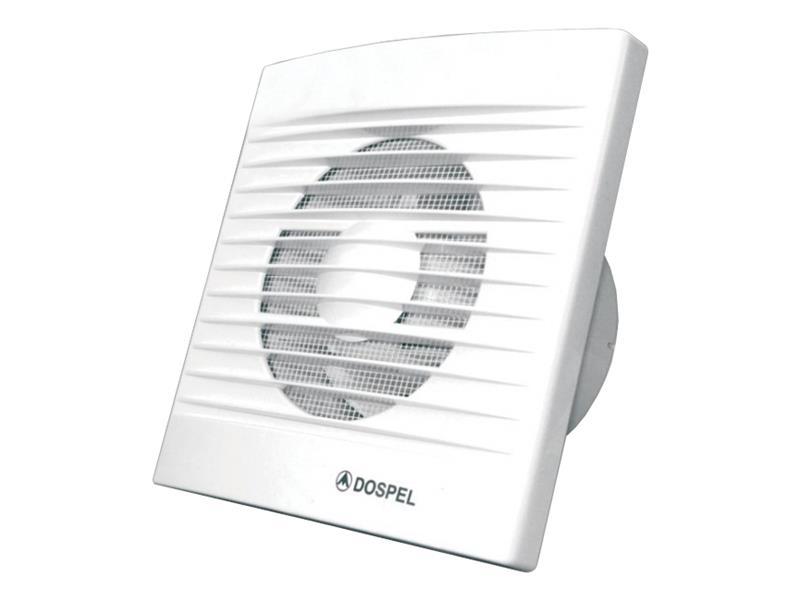 Ventilátor stěnový axiální DOSPEL STYL 100S