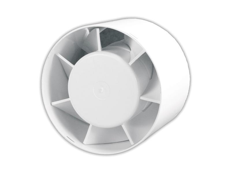 Ventilátor do potrubí axiální Klimatom ENTER