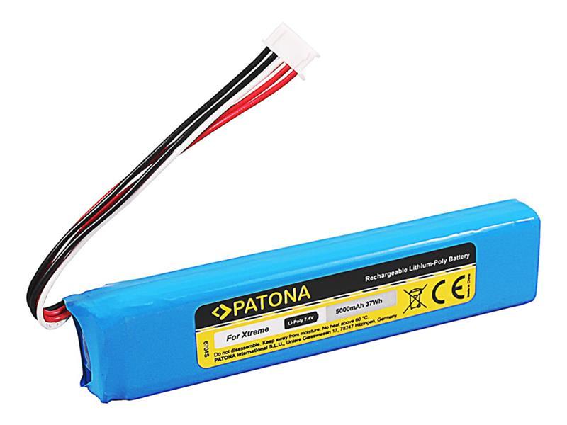 Baterie JBL Xtreme 5000mAh 7.4V Li-Pol GSP0931134 PATONA PT6704