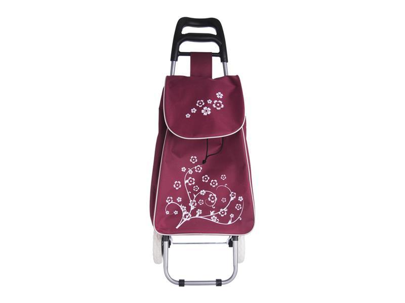 Vozík nákupní ORION Květ 33x20x53cm