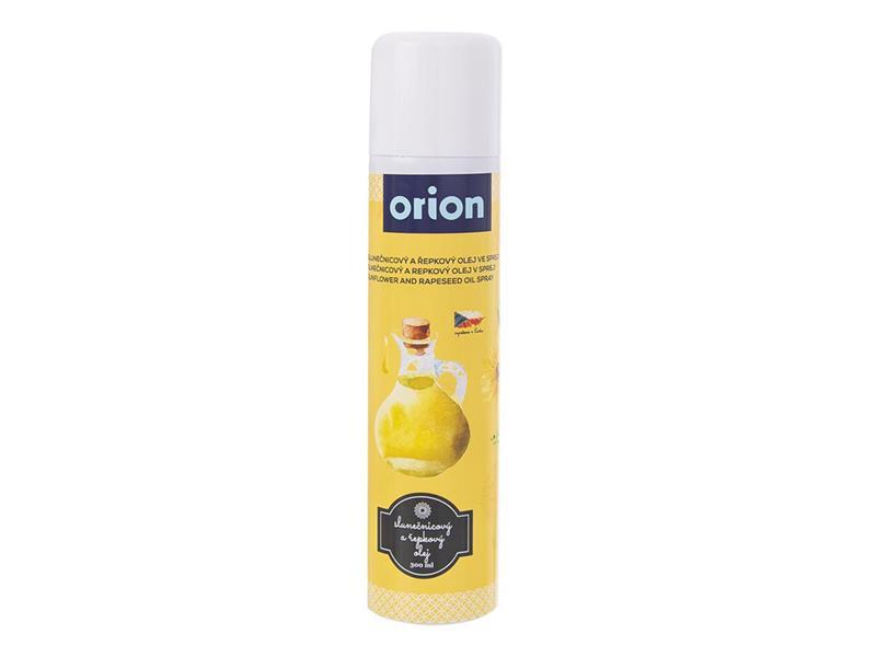 Olej na pečení ve spreji ORION 300ml
