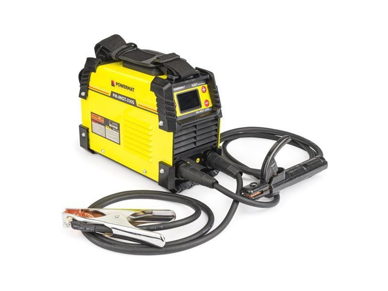 Svářecí invertor POWERMAT PM-IMGT-330S MMA/TIG