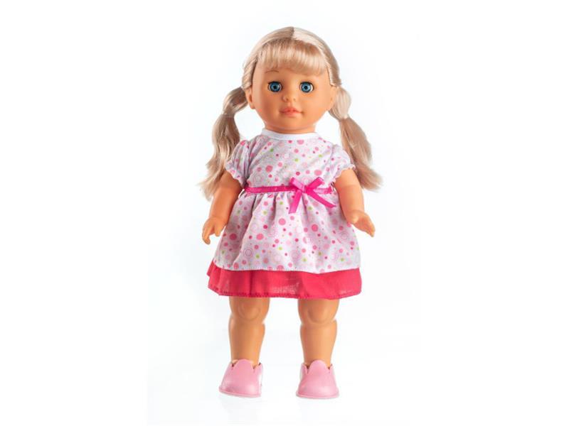 Panenka TEDDIES Barunka 42 cm chodící a česky zpívající