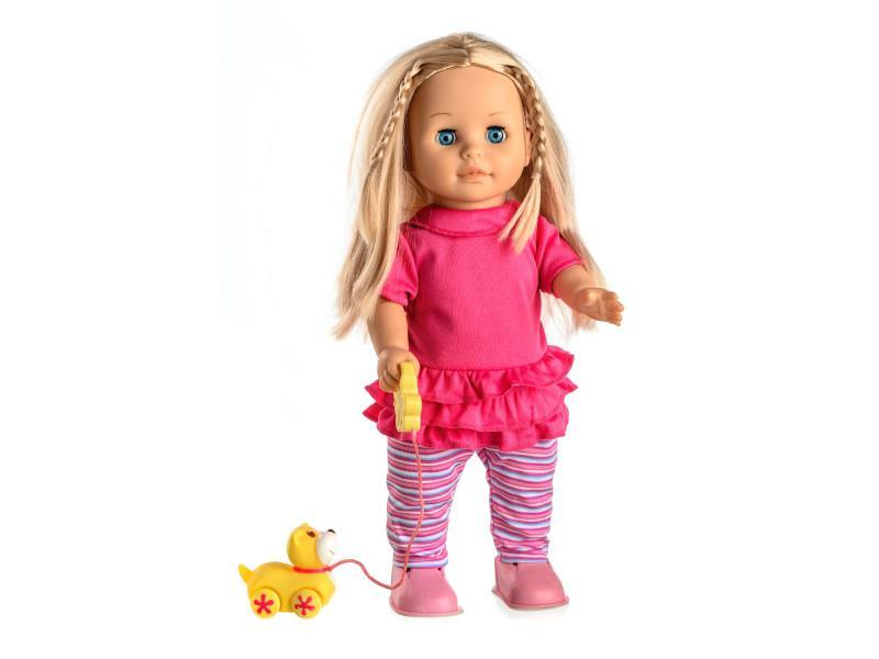 Panenka TEDDIES Sofinka 42 cm chodící a česky mluvící