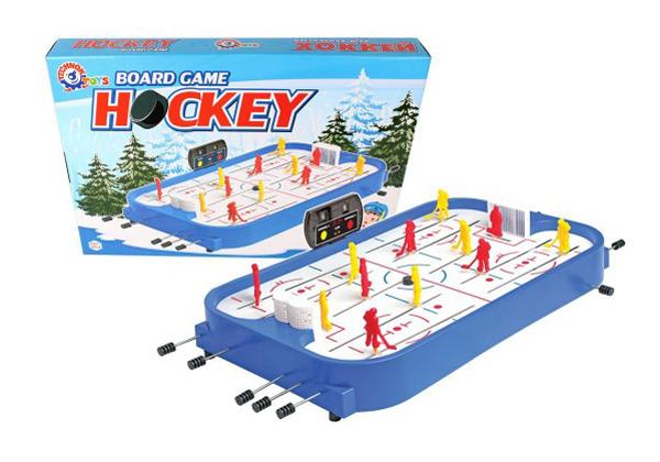 Dětský stolní hokej TEDDIES 54 cm