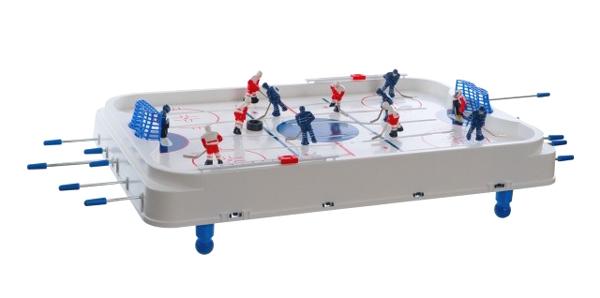 Dětský stolní hokej TEDDIES 63x41cm