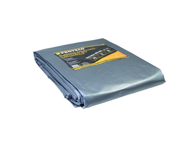 Plachta PROTECO 10.88-P150-2-2 šedá 160g/m²2x2 m