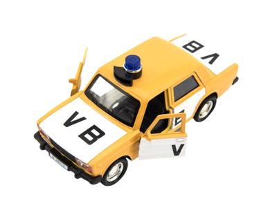 Dětské policejní auto TEDDIES VB 11.5 cm