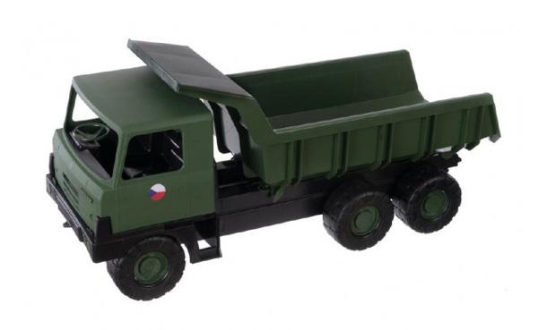 Dětské vojenské auto TEDDIES TATRA 815 75 cm