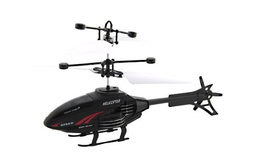 Vrtulník TEDDIES létající se senzorem
