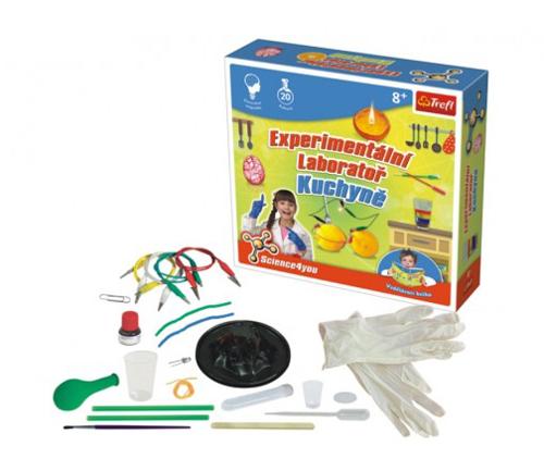 Dětská kreativní hra TREFL kuchyně