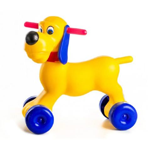 Odrážedlo TEDDIES Pes 26 cm