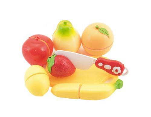 Dětské ovoce s prkénkem TEDDIES