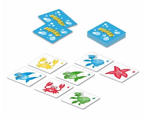 Karetní hra BONAPARTE Aquario