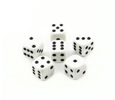 Dětské hrací kostky BONAPARTE 6ks