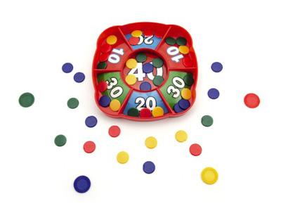 Hra stolní BONAPARTE Blechy