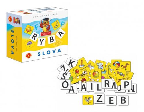 Hra vzdělávací PEXI Slova