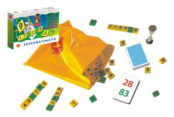 Hra vzdělávací PEXI Supermatematik