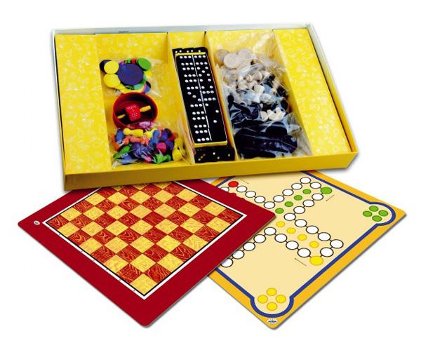 Hra stolní DETOA Soubor her 7