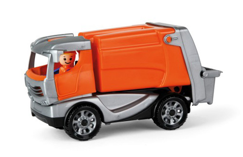 Dětské popelářské auto LENA TRUCKIES 25 cm